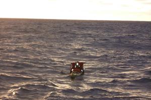 ... sur l'océan